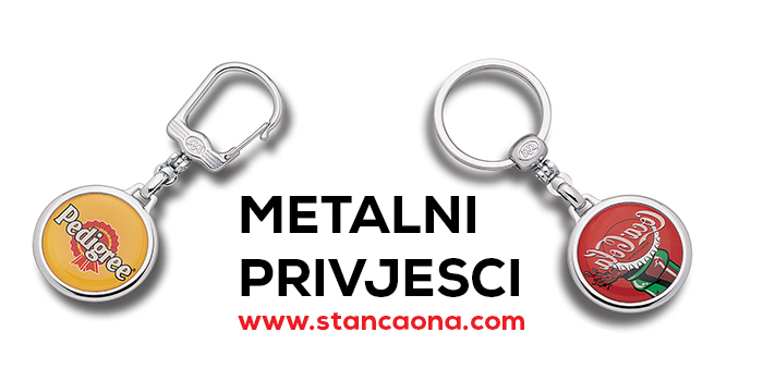 Metalni privjesci