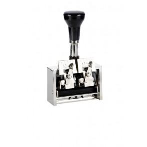 Numerator Reiner C1 (metalno kućište, 10 kolona, 4.5 mm visina znamenki, block)
