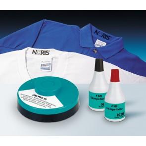 Boja crna za tekstil Noris 320 (postojana u pranju, 50 ml)