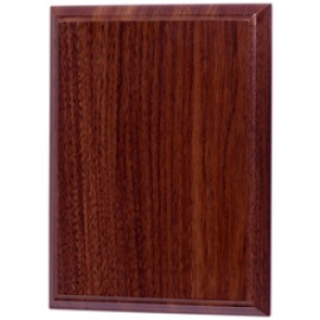 Plaketa H151 tamno drvo, dimenzija 125x175mm