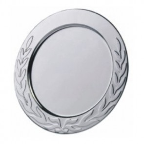 Tanjur BIEMANS TAN.BI.D204.ZG, R=200mm, srebrni