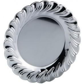 Tanjur BIEMANS TAN.BI.D233.ZG, R=300mm, srebrni