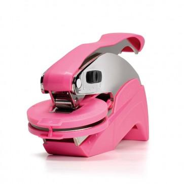 Preša za suhi žig Trodat Ideal Seal / Pink 41 mm