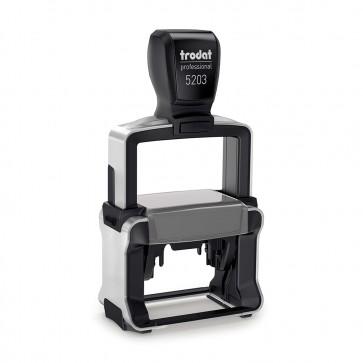 Štambilj gumeni + Trodat Professional 5203 (49x28 mm)