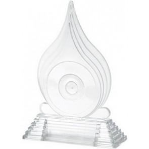 Akrilna nagrada Flame (130 mm)