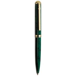 Olovka-štambilj Goldring Grandomatic, mramorno zelena, otisak 35x9 mm