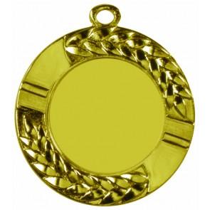 Medalja 101 zlatna (40 mm promjer, 25 mm insert)
