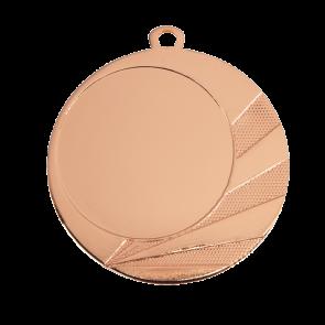 Medalja 113 brončana (70 mm promjer, 50 mm insert, 2 mm debljina)