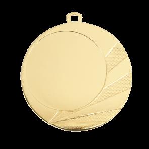 Medalja 113 zlatna (70 mm promjer, 50 mm insert, 2 mm debljina)