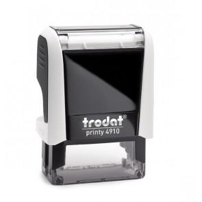 Štambilj gumeni + Trodat Printy 4910-4-0 (26x9 mm)