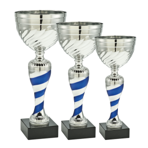 Set od tri pehara model 106 (visina 265 mm / 320 mm / 385 mm)
