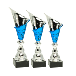 Set od tri pehara model 121 (visina 360 mm / 345 mm / 320 mm)