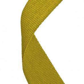 Trakica za medalju zlatna (800 dužine, 22 mm širine)